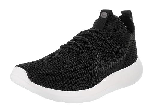 finest selection 58bd5 13096 Nike Men's Roshe Two Flyknit V2 Black/Anthracite Black White Running Shoe  11. 5 Men US: Amazon.in: Shoes & Handbags