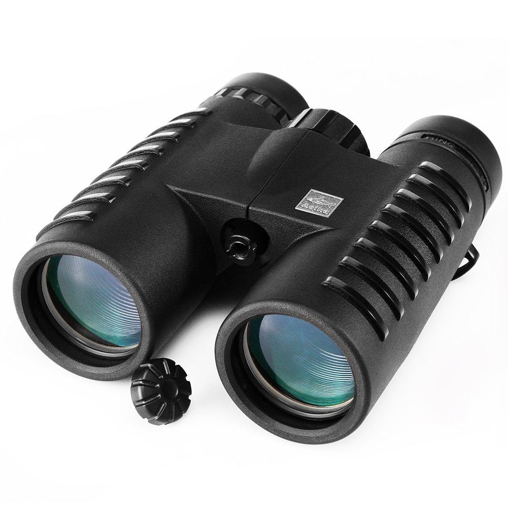 大人のためのバードウォッチング双眼鏡, 10 x 42高PoweredプロフェッショナルHD Birding双眼、コンパクト、ワイドビュー、ロング目レリーフ、bak4ルーフプリズム& FMC Optics for明るい、鮮明、クリアBirding b26 B075BLBZF9