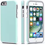 iPhone 6 / 6s Case, CellEver Dual Guard Protective Shock-Absorbing Scratch-Resistant Rugged Drop Protection Cover for Apple iPhone 6 / 6S (Mint)