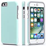 iPhone 6 Plus Case, CellEver Dual Guard Protective Shock-Absorbing Scratch-Resistant Rugged Drop Protection Cover for Apple iPhone 6 Plus / 6S Plus (Mint)