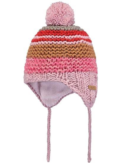 Barts-Bonnet péruvien Pompon Rose Bebe Fille du 1 au 3 Ans  Amazon.fr   Vêtements et accessoires 9359440c834