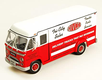 Amazoncom 1961 Divco Dividend Step Van Model 70 Trucks Parts