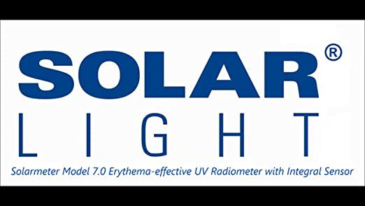 Solarmeter Model 7.0 Erythemally Effective UV Meter - Measures 280-400nm with Range from 0-199.9 MED/Hour: Amazon.com: Industrial & Scientific