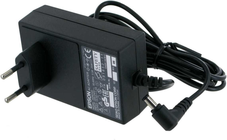 Original Fuente de alimentación/Cable de Carga para Epson ...