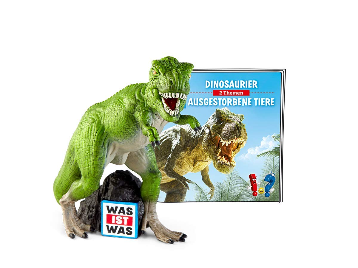 tonies® Hörfigur - was IST was - Dinosaurier/Ausgestorbene Tiere Boxine GmbH 01-0038