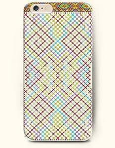 SevenArc Aztec Indian Chevron Zigzag Pattern Hard Case for Apple iPhone 6 Plus 5.5' (2014) ( Colorful Aztec Chevron...