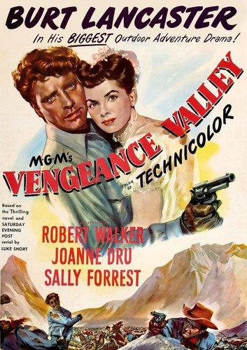 DVD : Burt Lancaster - Vengeance Valley (DVD)