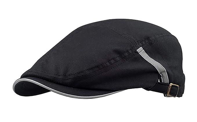 New Sandwich Bill Ivy Cap - Black one size W11S58B at Amazon Men s ... 127188436c9b
