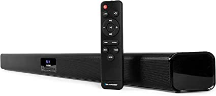 Blaupunkt Barra de Sonido LS 1840, HDMI ARC, TV Sonido Estéreo con ...