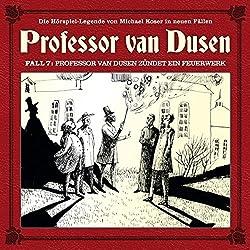 Professor van Dusen zündet ein Feuerwerk (Professor van Dusen - Die neuen Fälle 7)
