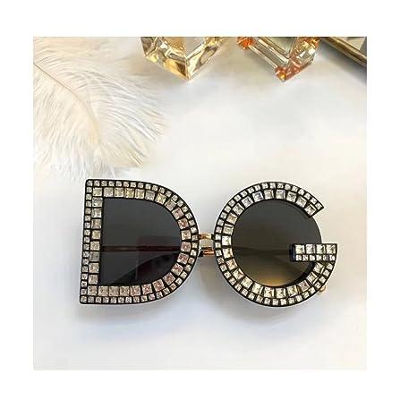 online in vendita fascino dei costi la più grande selezione di day spring online shop Moda Donna Occhiali da Sole Crystal Details Dolce &  Gabban a DG6121B DG Sunglasses