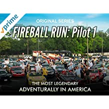 Fireball Run Adventurally