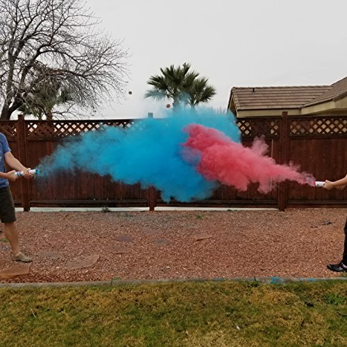 (Adventure Awaits!! - Baby Gender Reveal & for Other Festivals - Color Dispenser 12