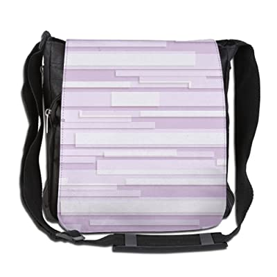 on sale Lovebbag Contemporary Artistic Stone Like Linear Band Motif In Pastel Tones Artwork Crossbody Messenger Bag