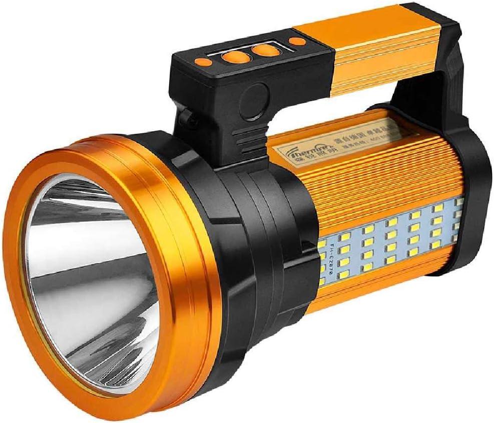 小胖 Flashlight Outdoor Ultra-Bright Charging High-Power Long-Range Led Hernia Household Patrol Mine Portable Searchlight 2000米 1000米.