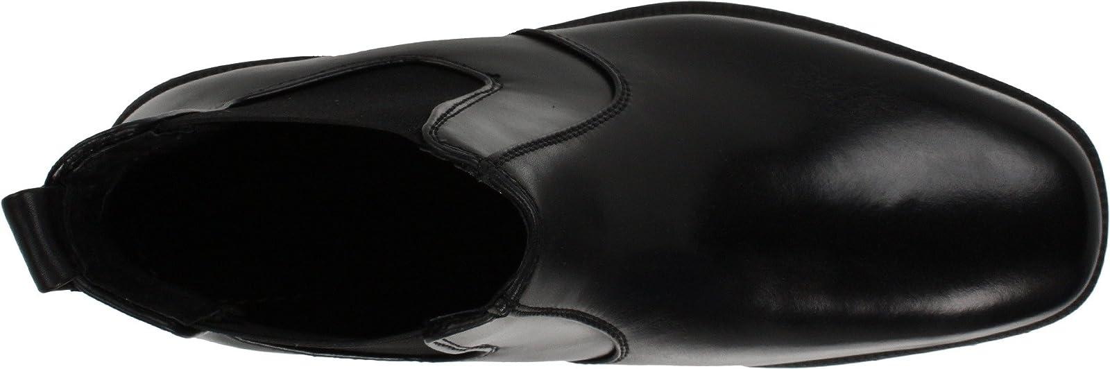 Giorgio Brutini Men's Chelsea Dress Boot Cormac Black - 7