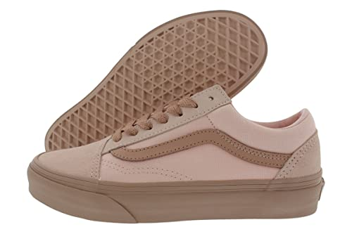 e170a017bdf8a9 Vans Old Skool 2-Tone Pearl Mahogany Rose (9 Women 7.5 Men