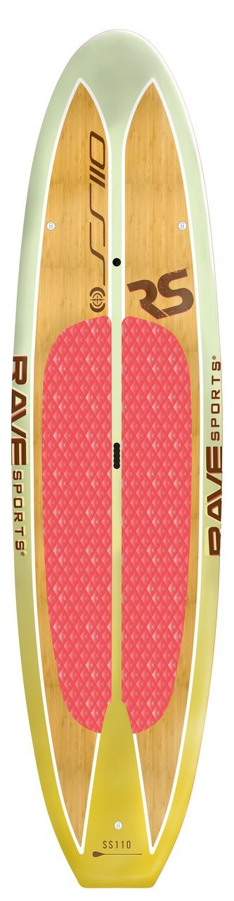 RAVE 2727 Shoreline SUP - Sea Coral, 10' 9'' by Rave (Image #1)