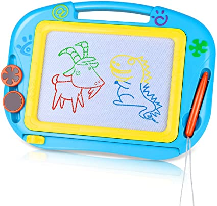 Simba Kinderspiele Kikaninchen Maltafel Basteln und Malen Zaubertafeln Spielzeug