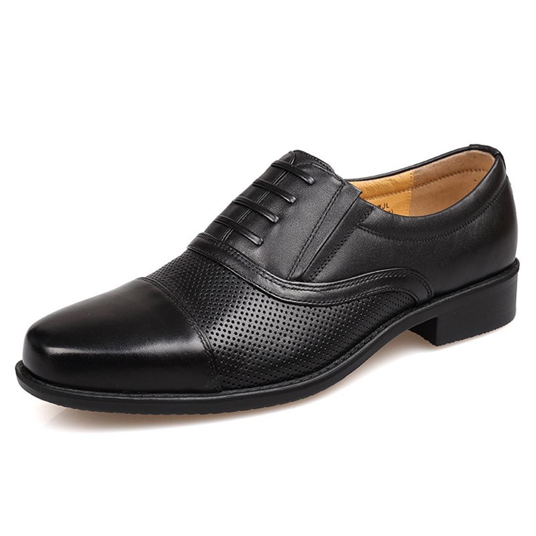 Herren Atmungsaktiv Atmungsaktiv Atmungsaktiv Lederschuhe Licht Gemütlich Lässige Schuhe Flache Schuhe Geschäft Formelle Kleidung Stiefel EUR GRÖSSE 38-46 ea5cd0