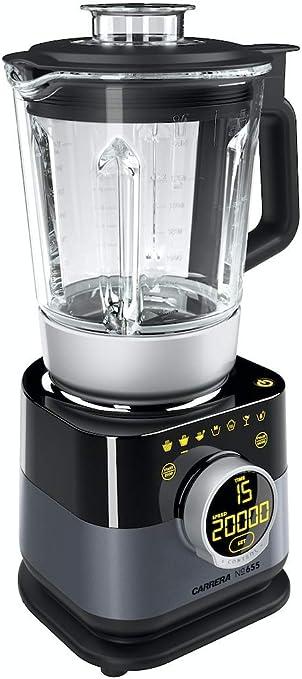 CARRERA Robot de cocina No 655, para sopas y batidos, libre de BPA, 1,75 litros, 1560 W: Amazon.es: Hogar