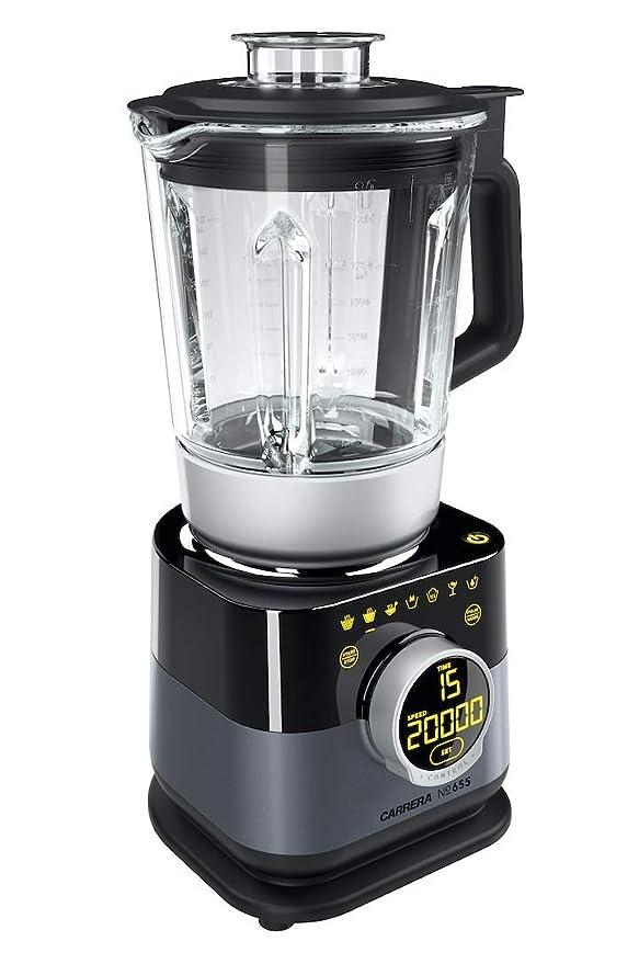 CARRERA Robot de cocina No 655, para sopas y batidos, libre de BPA ...