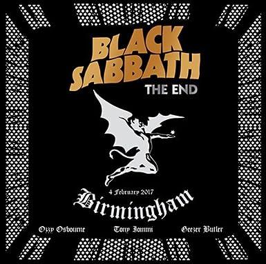 Black Sabbath: The End - Blu-ray/DVD/3CD Deluxe (PA)