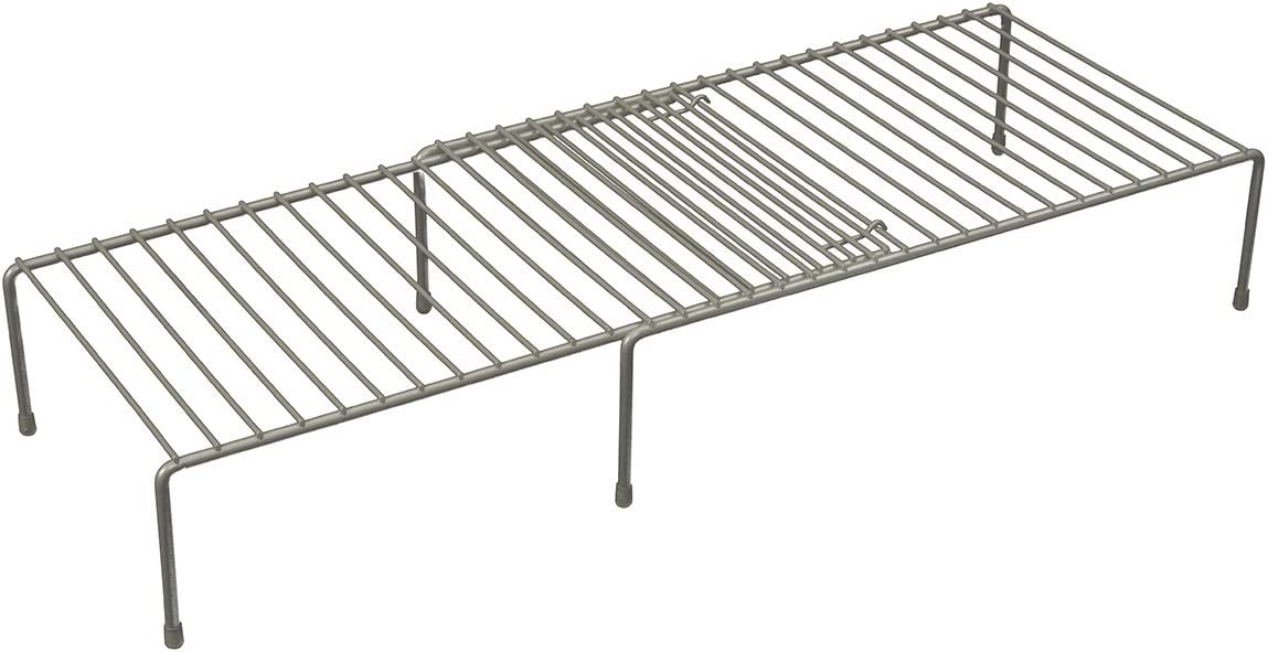 Organized Living Adjustable Shelf - Nickel