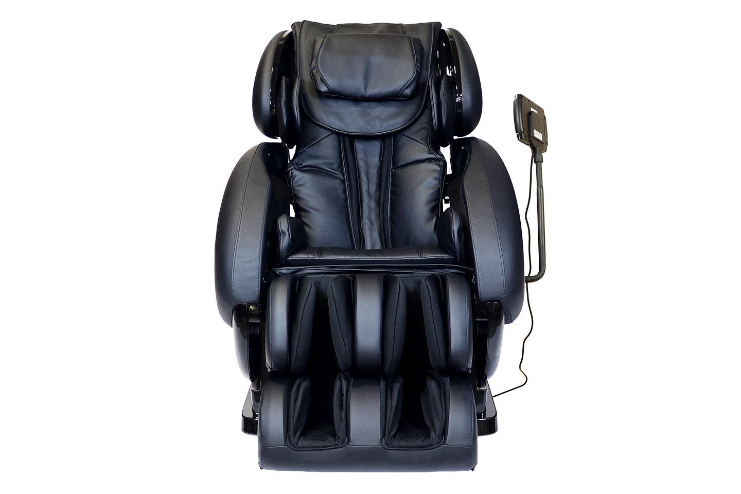 Infinity IT-8500 – Full Body Zero Gravity 3D Massage Chair – Featuring Air Compression, Decompression Stretch, Lumbar Heat, and Shiatsu Technique- Black
