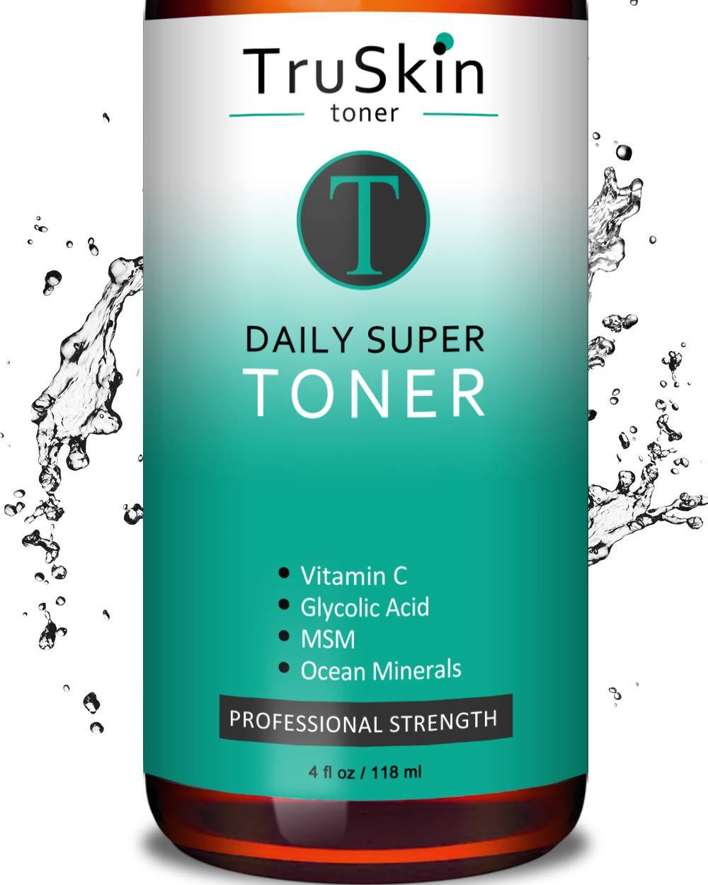 TruSkin Naturals DAILY Facial SUPER Toner