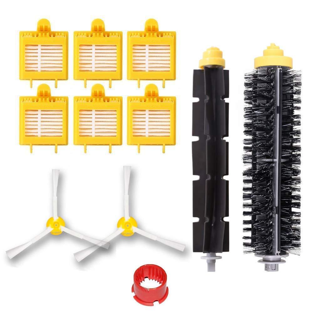 2X Filtro HEPA per aspirapolvere iRobot Roomba serie 700 760 770 780 790 filtri