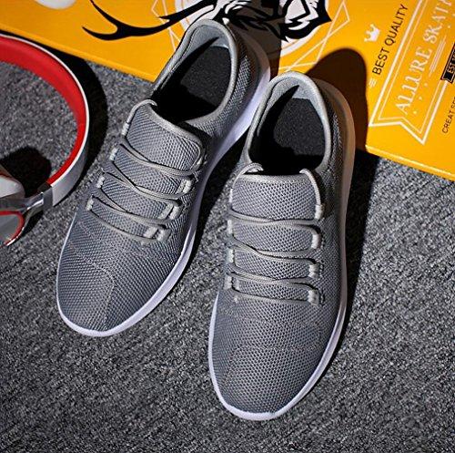 Course de de Homme pour Respirant Toile nbsp;Neuf Confortable Printemps sur Chaussures 2018 Chaussures Sport Hemei Automne Tourisme Chaussures Baskets wqBgWUpTnT