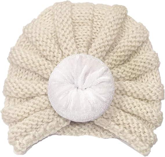TwoCC-Sombrero de Papá Noel, Sombrero de Lana India Niños (G ...