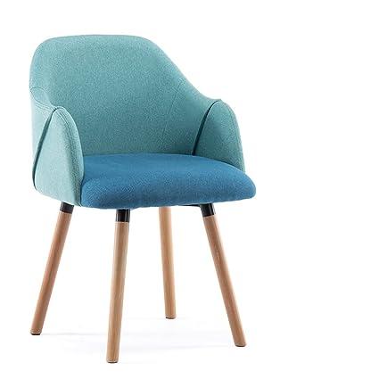 Enjoyable Amazon Com Nordic Wood Dining Chair Modern Minimalist Dailytribune Chair Design For Home Dailytribuneorg