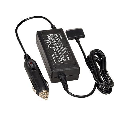 ASUS TX300 Cargador de coche, 19 V 3.42 A reemplazar fuente de alimentación adaptador de cargador de coche para ...