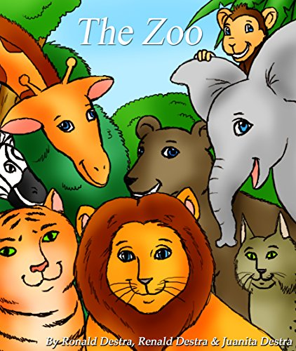The Zoo: (Animal Bedtime Stories For Kids)