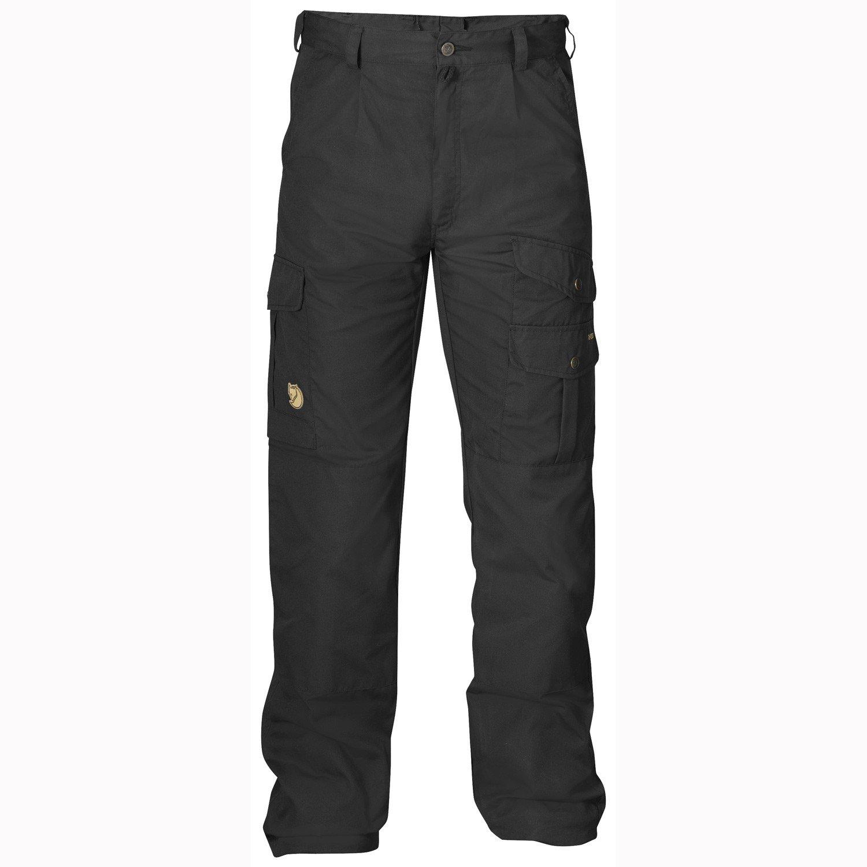 Fj?llr?ven Iceland Men's Walking Trousers dark grey 44