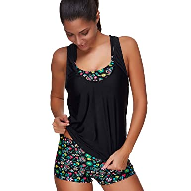 Amazon.com: refulgence Womens Swimsuits Vintage Swimming ...