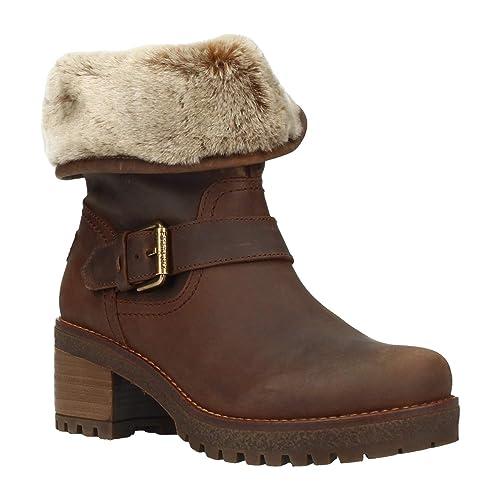 Panama Jack Pompeya B8, Bota para Mujer. 41 Marron: Amazon.es: Zapatos y complementos