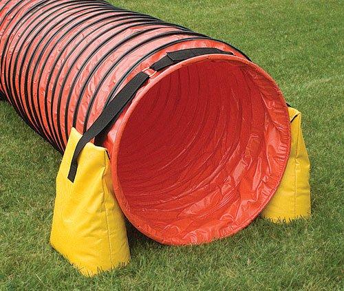 J&J Dog Supplies J&J Professional Quality Agility Sandbags (Yellow) by J&J Dog Supplies