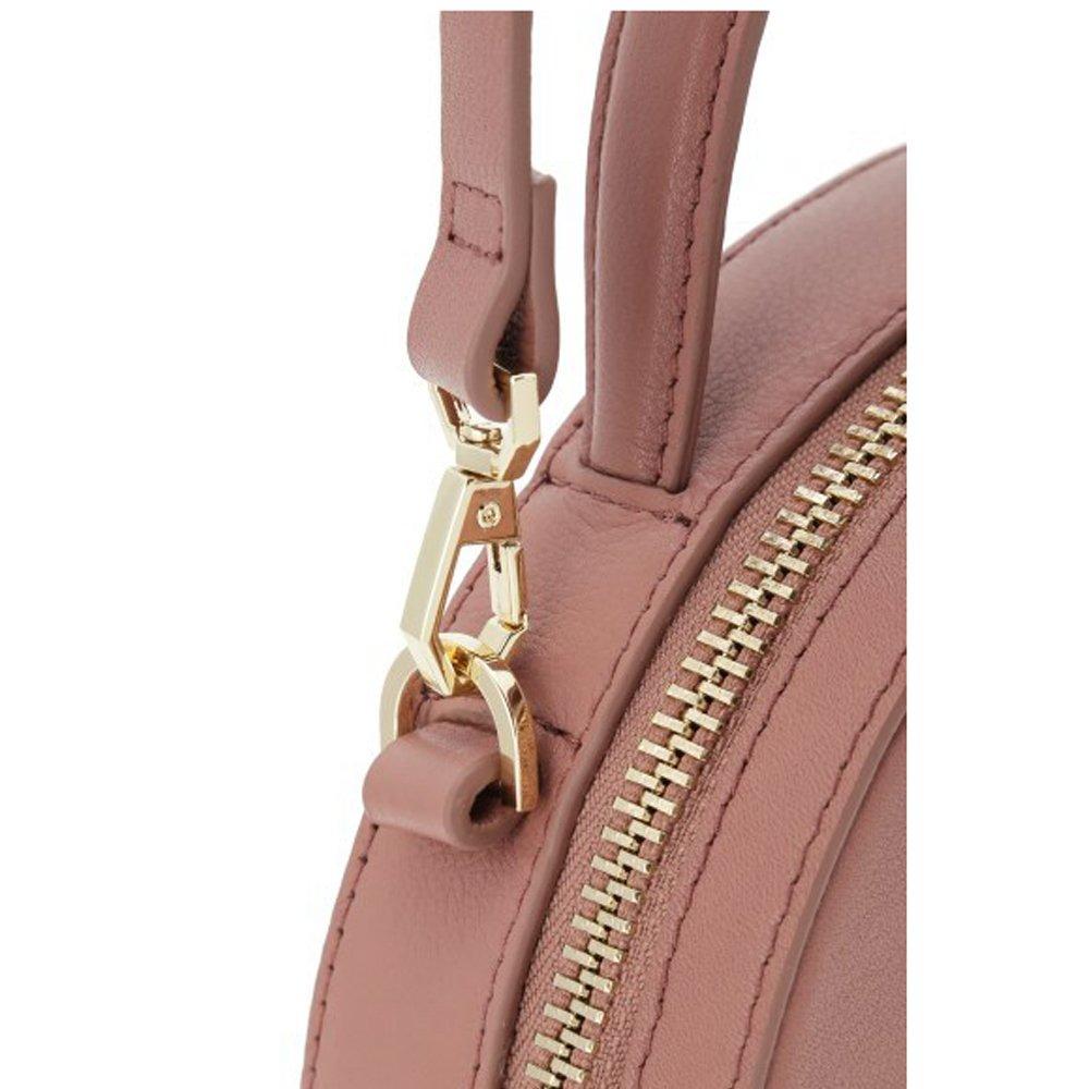 Xiaolong 2018 Spring Fashion Round Shoulder Slung Shoulder Bag