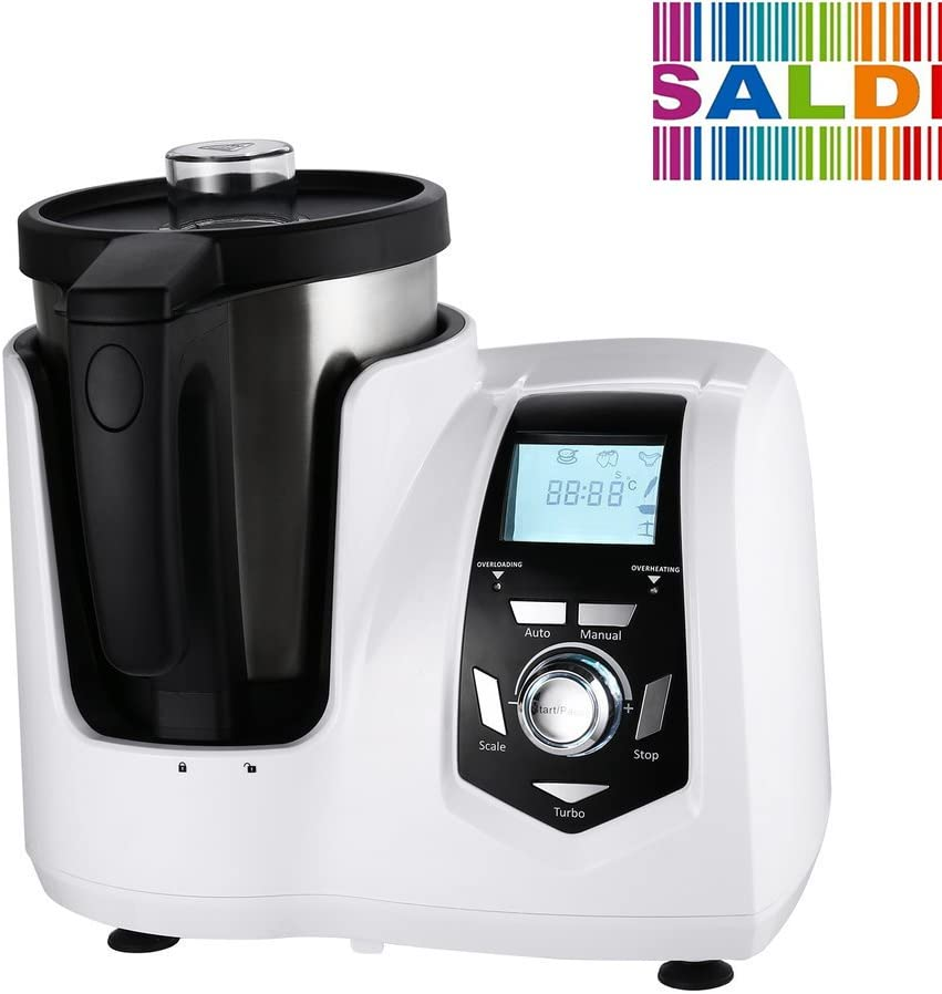 Robot de cocina OUTAD, 800 W: Amazon.es: Hogar