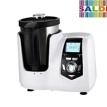 Robot da Cucina Multifunzionale, OUTAD, 1500 W, 2 Litri di ...