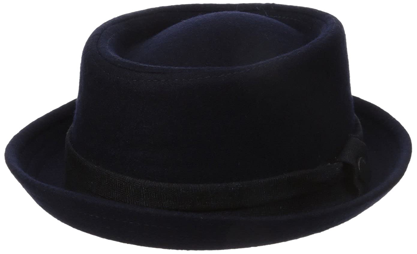 Ben Sherman Men's Wool Porkpie Trilby Ben Sherman Headwear BS4962