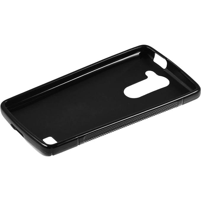 Amazon.com: PhoneNatic Silicone Case Compatible with LG L ...