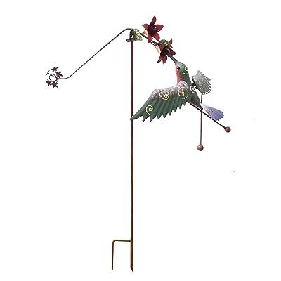 Continental Art Center Inc. CAC15731 Décor Balancer Garden Stake : Garden & Outdoor
