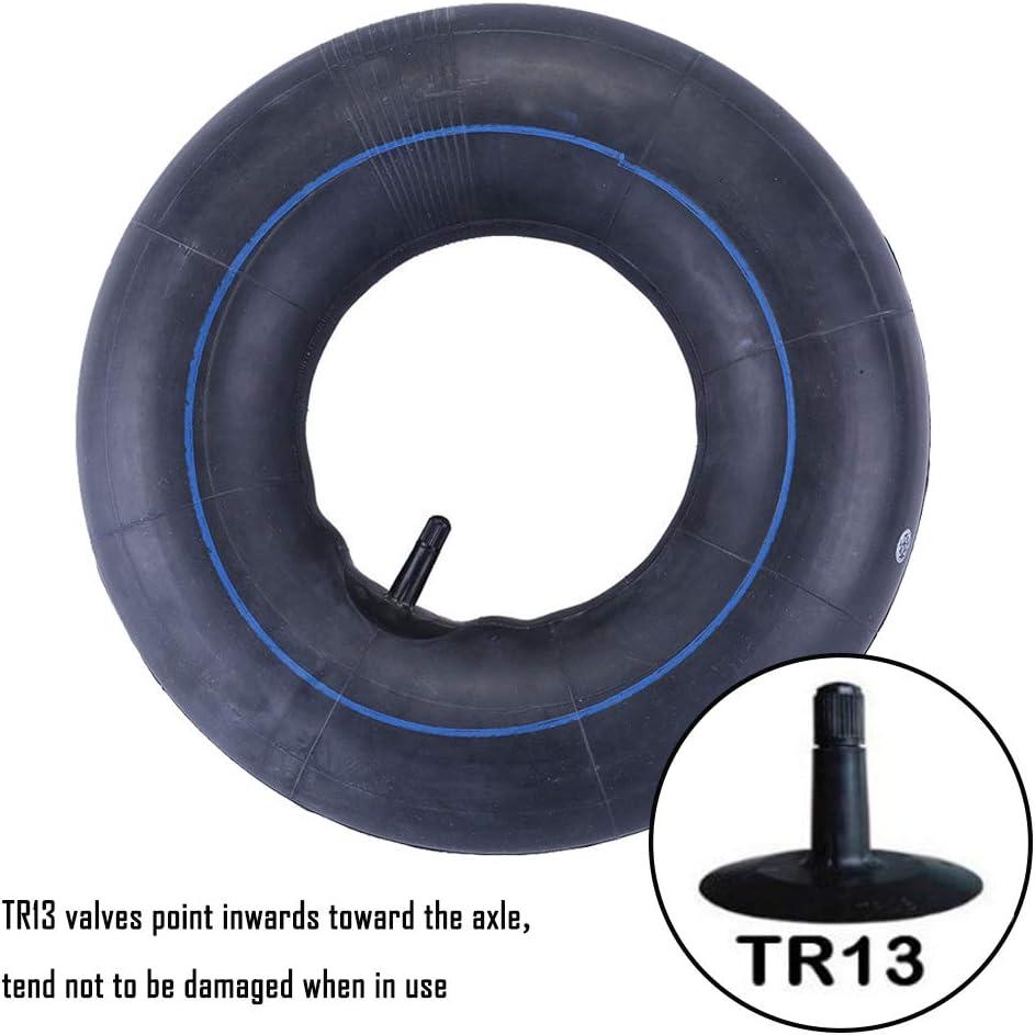 BITS4REASONS MULTIPURPOSE BUTYL INNER TUBE TB 6.00-9 STRAIGHT VALVE TR13 6.00-9 /· 6.90-9