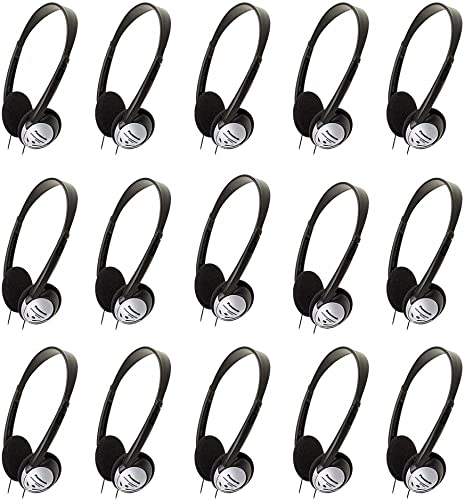 Panasonic RP-HT21 Lightweight Headphones with XBS 15 Pack