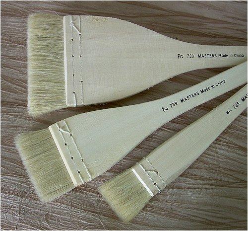 Classic Hake Brush (Student Grade)- 3 Inch Wide FineArtStore