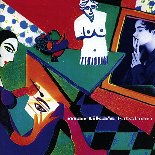 Martika - Martikas Kitchen - (CRPOPD195) - DELUXE EDITION - 2CD - FLAC - 2018 - WRE Download